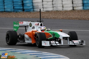 Force India 2010